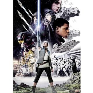 Φωτοταπετσαρία τοίχου Komar 4-496 Star Wars Balance 1.84 cm x 2.54 cm