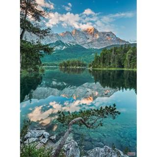 Φωτοταπετσαρία τοίχου Komar 4-537 Mirror Lake 1.84m x 2.54m