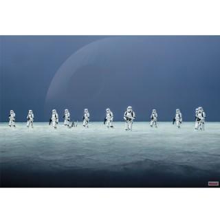Φωτοταπετσαρία τοίχου Komar 8-444 Star Wars Scarif Beach 3.68 cm x 2.54 cm