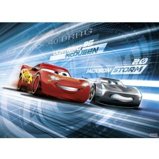 Φωτοταπετσαρία τοίχου Komar 4-423 McQueen Cars3 Simulation 2.54 cm x 1.84 cm