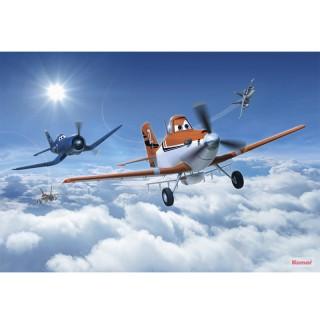 Φωτοταπετσαρία τοίχου Komar 8-465 Planes Above the Clouds 3.68 cm x 2.54 cm