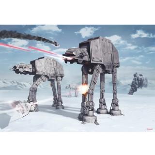 Φωτοταπετσαρία τοίχου Komar 8-481 Star Wars Battle of Hoth 3.68 cm x 2.54 cm