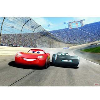 Φωτοταπετσαρία τοίχου Komar 8-403 McQueen Cars3 Curve 3.68 cm x 2.54 cm