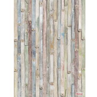 Φωτοταπετσαρία τοίχου Komar 4.910 Vintage Wood 1.84 cm x 2.54 cm