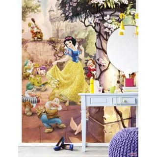 Φωτοταπετσαρία τοίχου Komar 4.494 Dancing Snow White 1.84 cm x 2.54 cm