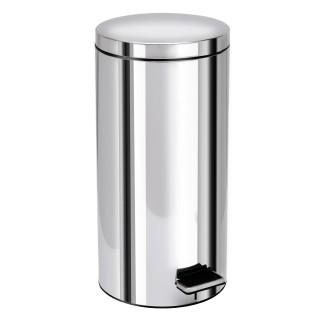 Χαρτοδοχείο μπάνιου 18Lit σε Χρώμα INOX 18-310-001