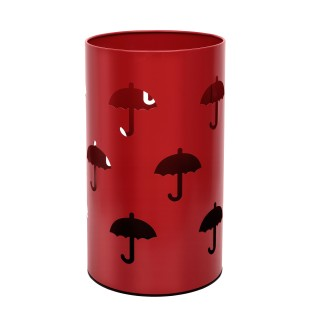 Ομπρελοθήκη 21-503 25x44cm Κόκκινη Ματ