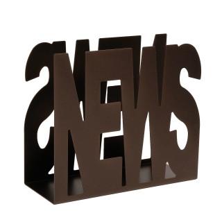 Εφημεριδοθήκες 26-943  37x16x31 –Wenge Matte