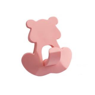 Κρεμάστρα Cebi 2458 Αρκουδάκι Ροζ