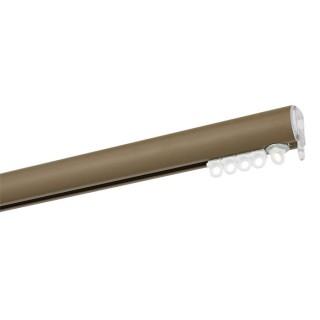 Σιδηρόδρομος αλουμινίου Οβαλ Νο 4206 Καφέ ελιάς