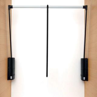 Ασανσέρ Ντουλάπας Servetto 2004 Μαύρο Μήκος 77-120cm