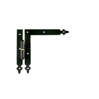 Γωνιακό Παραδοσιακό Μάσκουλο  Σειρά 0179 σε χρώμα Μαύρο
