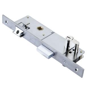 Κλειδαριά για πόρτα Αλουμινίου Χωνευτή Domus 91130