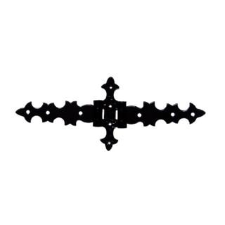 Μεντεσεδάκια-Μασκουλάκια επίπλων ίσια Ζωγομετάλ 0002/Δ