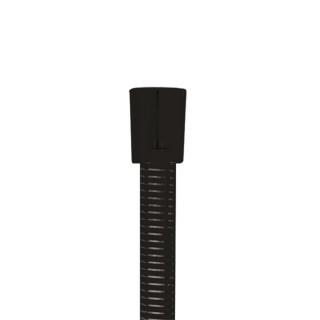 Σπιράλ Άθραυστο ντους Bugnatese Oxford black matt R11944-400