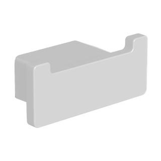 Άγκιστρο διπλό 21123-32B-300 white matt