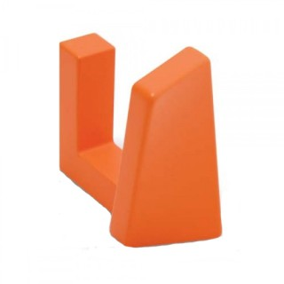 Κρεμάστρα σειρά C1087 σε Πορτοκαλί χρώμα