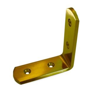 Γωνιές Κόντρα Ορειχάλκινες σε Χρυσό 5x5 004-005