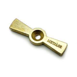 Μανταλάκι Διπλό Χρυσό 096-5001