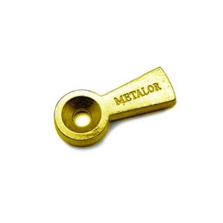 Μανταλάκι Μονό Χρυσό 097-5001