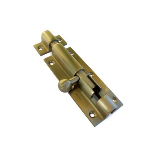 Σύρτες Ορειχάλκινοι Βαρέου Τύπου σε Χρυσό 100 mm 520/10