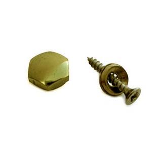 Τάπα Βίδας Εξάγωνη Ορειχάλκινη S14 Χρυσή 901-1001
