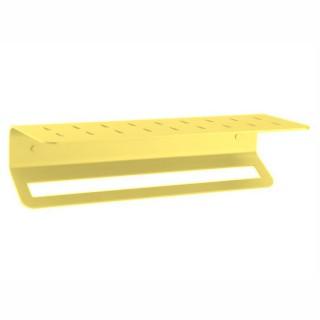 Ραφιέρα Επίτοιχη 60εκ. Κίτρινη SANCO AVATON Z121-120163