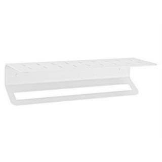 Ραφιέρα Επίτοιχη 60εκ. Λευκή SANCO AVATON Z121-120163