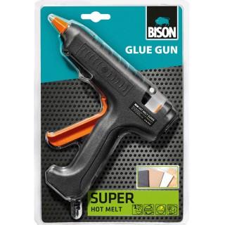 Πιστόλι Κόλλας Hμι-επαγγελματικής χρήσης για ράβδο κόλλας Ø 11 mm Glue gun Super hot melt Bison