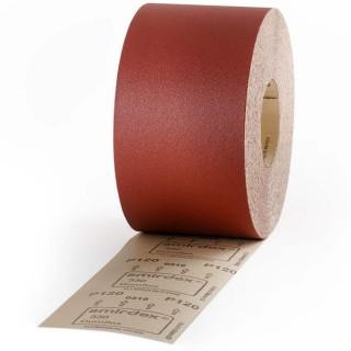 Γυαλόχαρτο χαρτί σε Ρολό υψηλής ποιότητας Πλάτους 12cm για λείανση Ξύλου (σε 7 διαφορετικά είδη Κοκκομετρίας) επιλογή με το μέτρο Smirdex330
