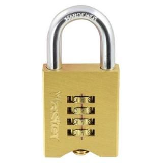 Λουκέτο Μεταβλητού Συνδυασμού, Ορειχάλκινο, Master Lock, Με Κωδικό 651EURD