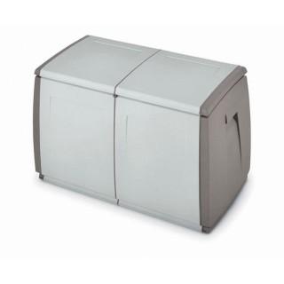 Μπαούλο πλαστικό In&OutBox97 max 240Lt  54cm x 97cm x 57cm Italy