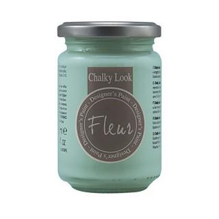 Χρώμα Κιμωλίας Fleur Chalky Look 130ml, F49 Cape town Blue 12058