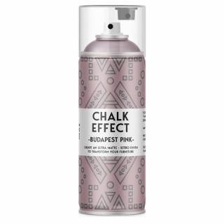 Χρώμα Κιμωλίας σε Σπρευ Chalk Effect 400ml budapest pink