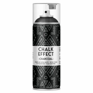 Χρώμα Κιμωλίας σε Σπρευ Chalk Effect 400ml charcoal