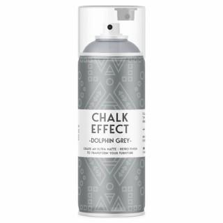 Χρώμα Κιμωλίας σε Σπρευ Chalk Effect 400ml dolphin grey