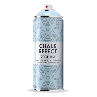Χρώμα Κιμωλίας σε Σπρευ Chalk Effect 400ml greek blue