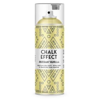Χρώμα Κιμωλίας σε Σπρευ Chalk Effect 400ml russian vanilla