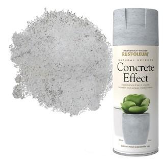 Χρώμα σε Σπρέι για την δημιουργία εφέ Ανάγλυφων Φυσικών Υλικών σε Concrete υφή Rust-Oleum Natural Effects 400ml