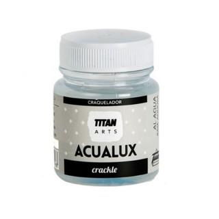 Γαλάκτωμα κρακελέ νερού για εφέ κρακελαρίσματος Titan Arts Aqualux crackle 100ml