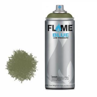 Σπρεί ακρυλικό χρώμα Χαμηλής πίεσης γενικής χρήσης Flame Blue FB658 Green - 400ml