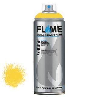 Σπρεί ακρυλικό χρώμα Χαμηλής πίεσης γενικής χρήσης Flame Blue FB106 Signal Yellow - 400ml