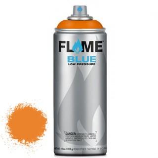 Σπρεί ακρυλικό χρώμα Χαμηλής πίεσης γενικής χρήσης Flame Blue FB212 Orange - 400ml