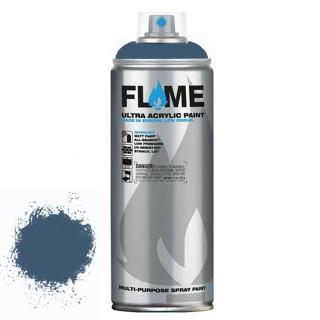 Σπρεί ακρυλικό χρώμα Χαμηλής πίεσης γενικής χρήσης Flame Blue FB530 Denim Blue Dark - 400ml