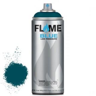 Σπρεί ακρυλικό χρώμα Χαμηλής πίεσης γενικής χρήσης Flame Blue FB618 Aqua - 400ml