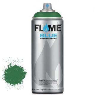 Σπρεί ακρυλικό χρώμα Χαμηλής πίεσης γενικής χρήσης Flame Blue FB634 Moss Green - 400ml
