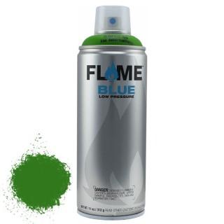 Σπρεί ακρυλικό χρώμα Χαμηλής πίεσης γενικής χρήσης Flame Blue FB644 Kiwi Dark - 400ml