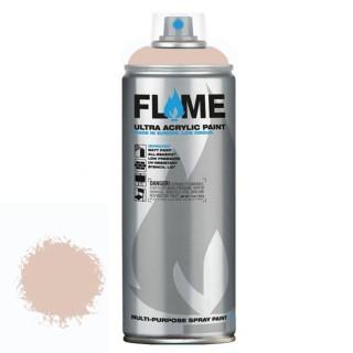 Σπρεί ακρυλικό χρώμα Χαμηλής πίεσης γενικής χρήσης Flame Blue FB718 Character Beige - 400ml