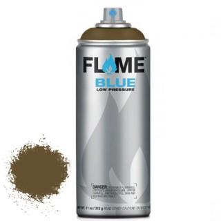 Σπρεί ακρυλικό χρώμα Χαμηλής πίεσης γενικής χρήσης Flame Blue FB736 Khaki Grey - 400ml