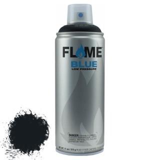 Σπρεί ακρυλικό χρώμα Χαμηλής πίεσης γενικής χρήσης Flame Blue FB904 Deep Black - 400ml